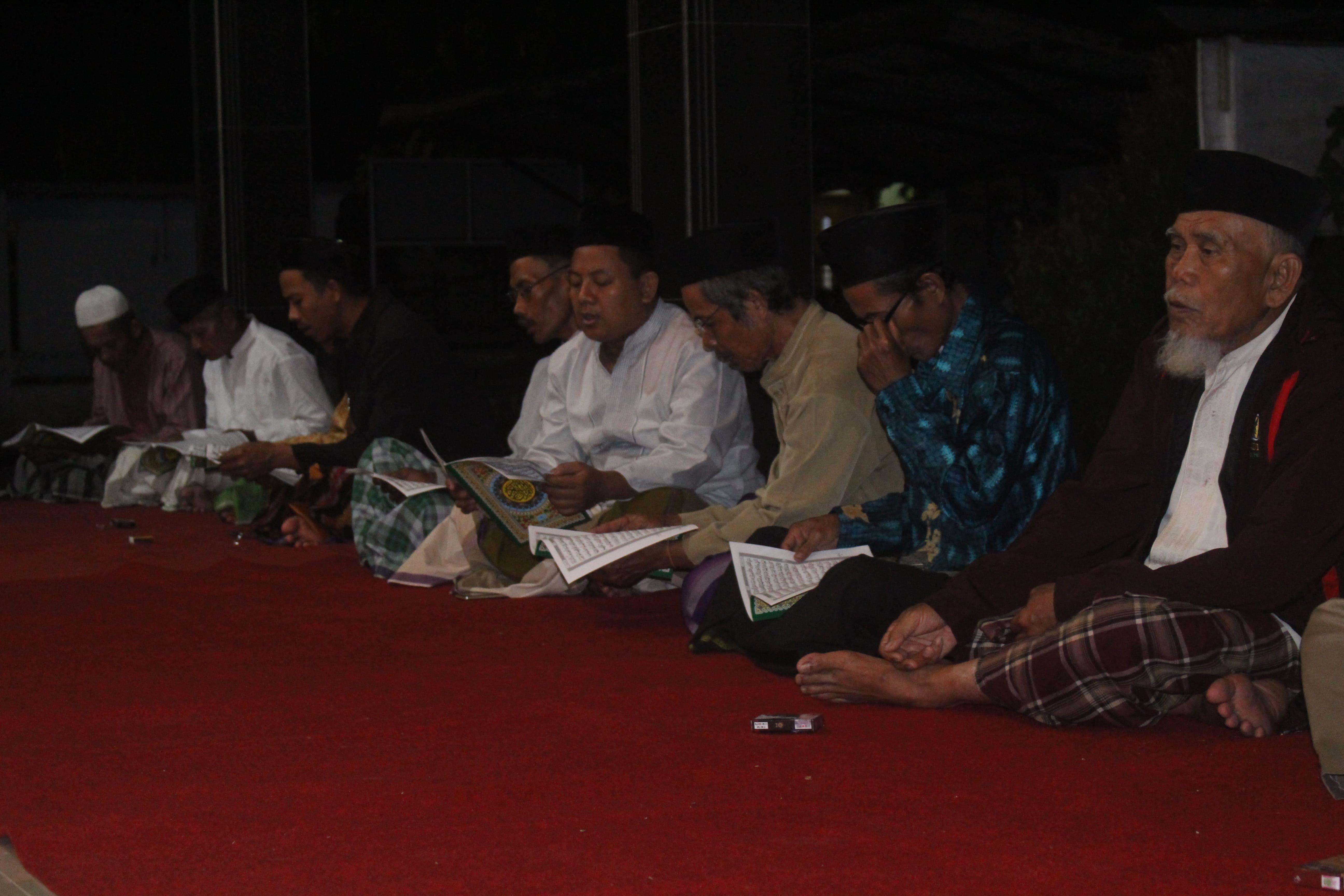 Khataman Al Qur'an Dalam Rangka Hari Jadi Kabupaten Pemalang ke 443