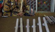 Keris dan Gagang Pintu sebagai salah satu produk unggulan desa babakan
